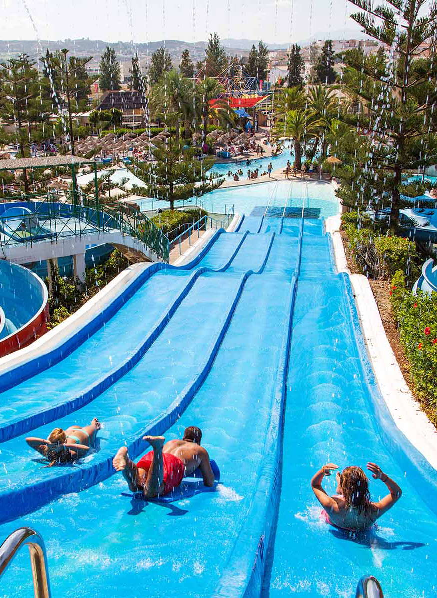 Aquapark in Mijas
