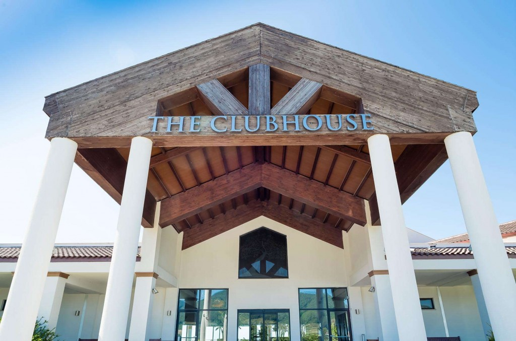 The Kusadasi Golf & Spa clubhouse