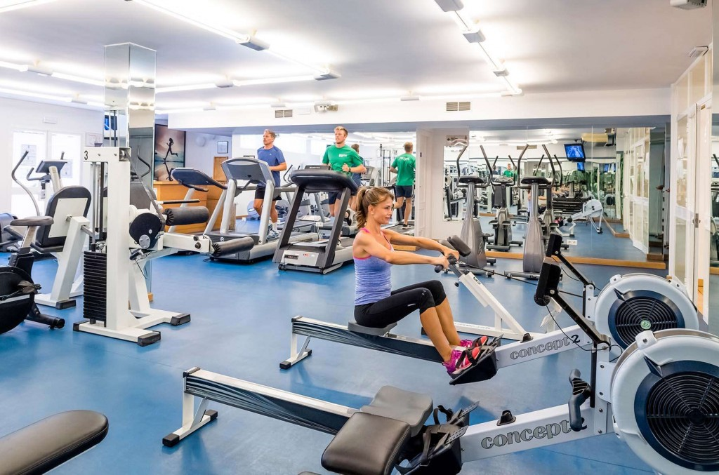 Amazing gym facilities at CLC World Resorts & Hotels