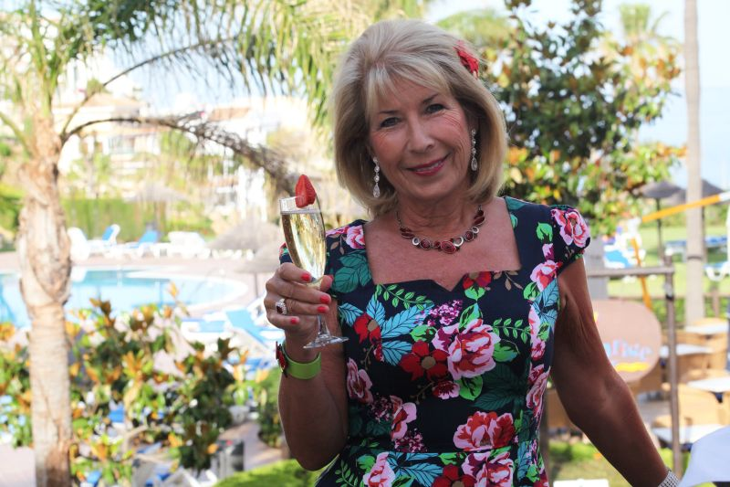 Regal Santa Cruz >> Jennie Bond, CLC World brand ambassador visits the Costa del Sol - CLC World Resorts & Hotels