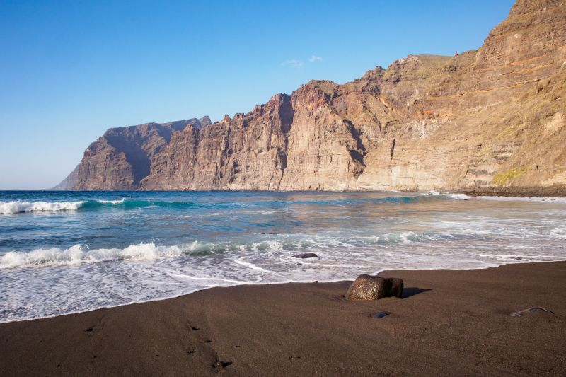 Best Beaches To Visit In Tenerife Clc World Resorts Amp Hotels
