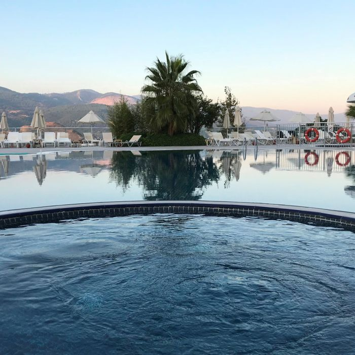 Pool at Kusadasi Golf & Spa
